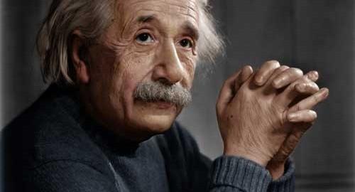 Albert Einstein - 14 March 1879 – 18 April 1955