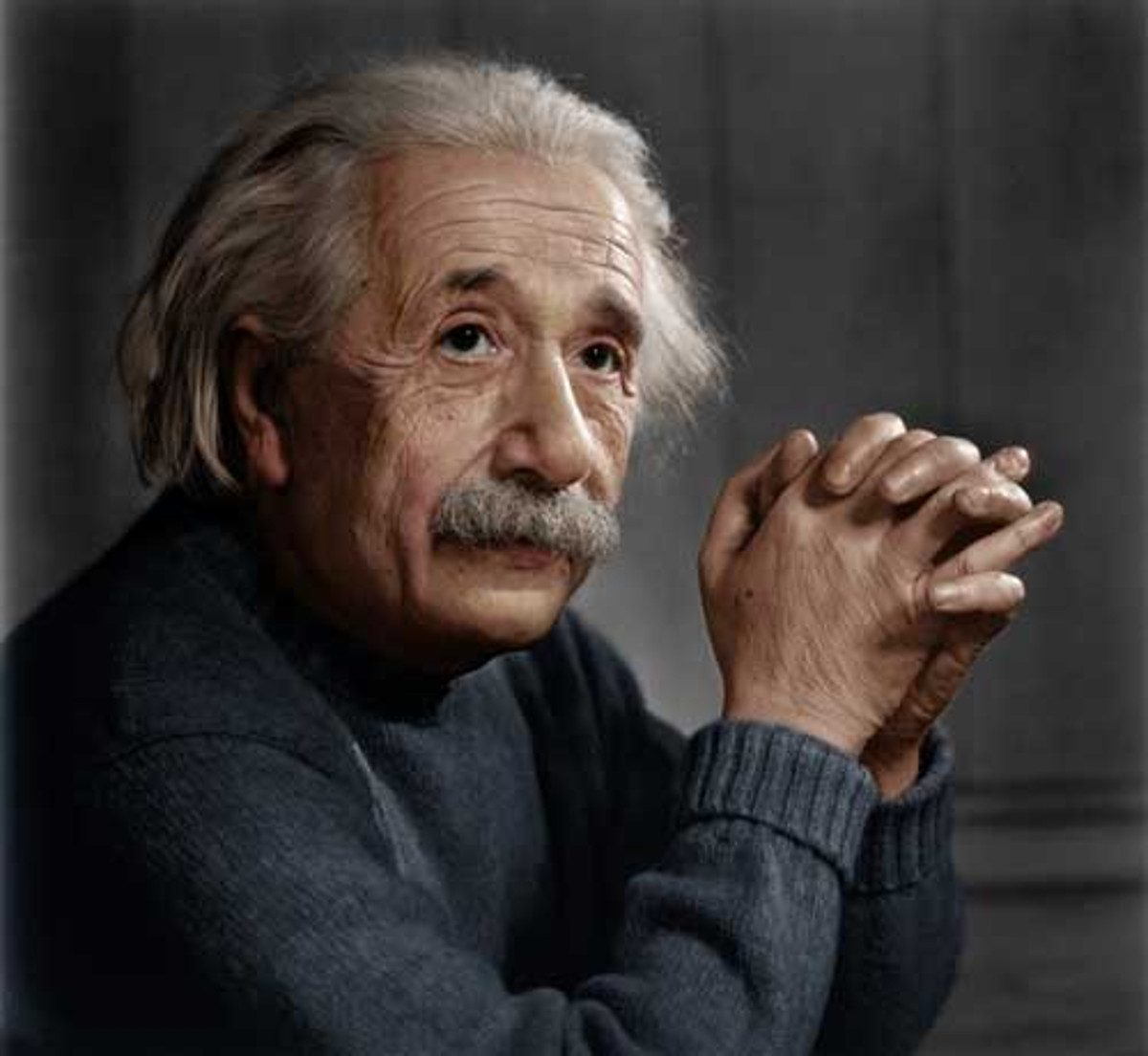 Albert Einstein - 14 March 1879 – 18 April 1955
