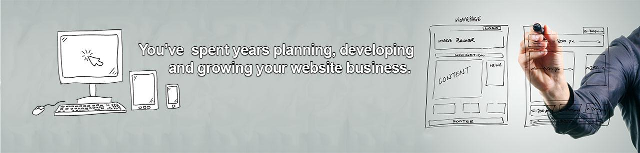 Website Properties Online Business Sales