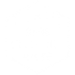 trust badge 85% closure rate all white